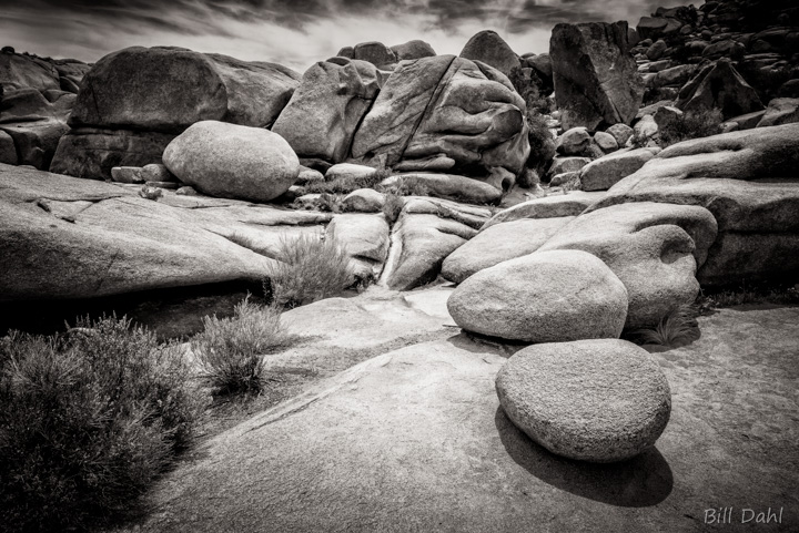 Council Of Rocks - Joshua Tree National Park